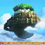 天空の城ラピュタのモデルに聖地巡礼!日本や竜の巣など